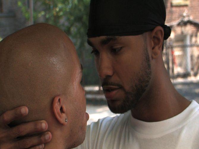Bry'Nt as Omar