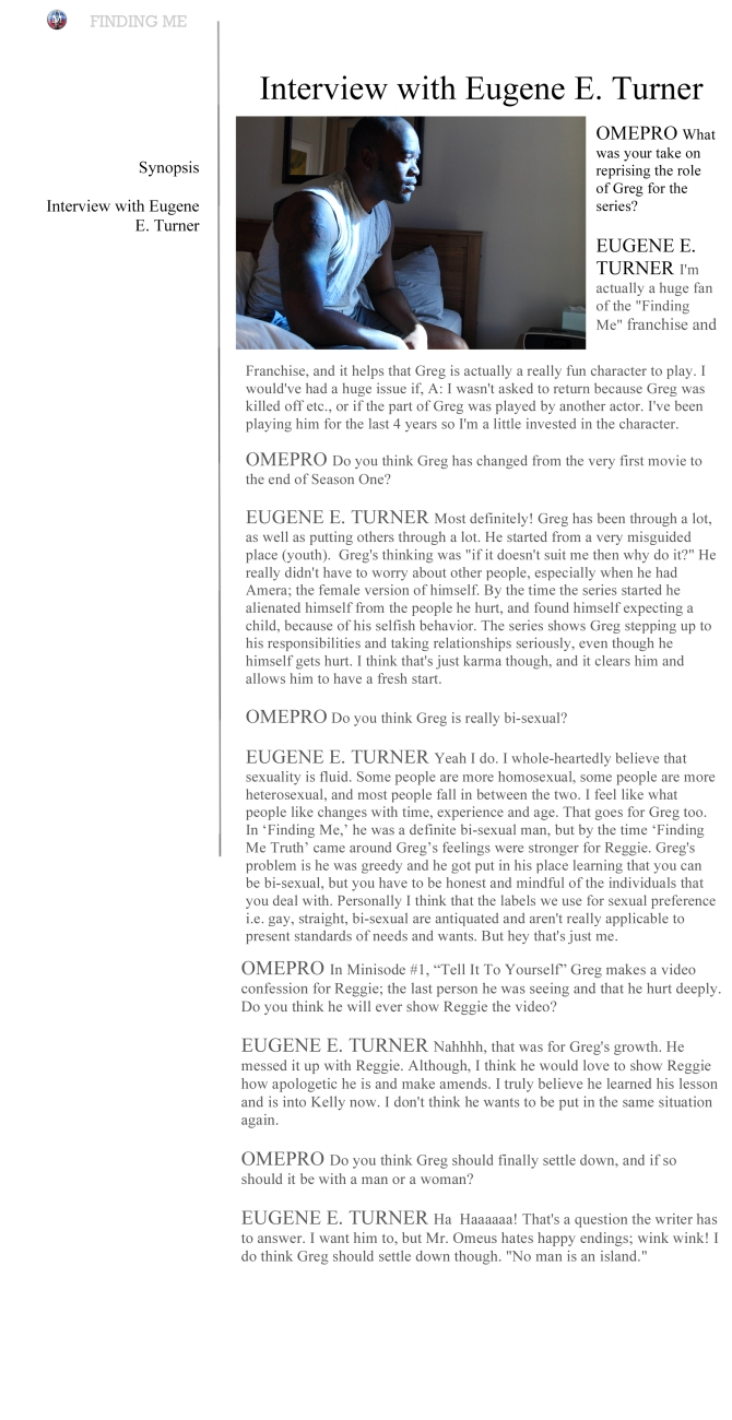 Microsoft Word - Eugene Interview.docx