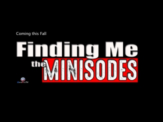 FINDING ME Minisodes Logo Blk